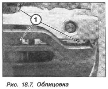 Рис. 18.7. Облицовка БМВ X5 E53