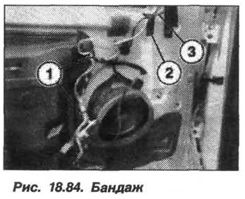 Рис. 18.84. Бандаж БМВ X5 E53