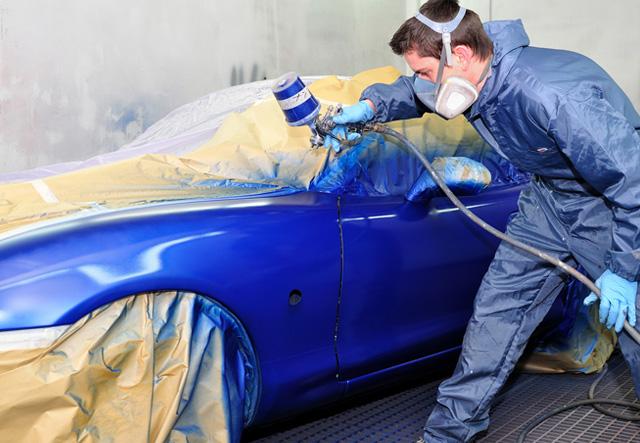 Цена покраски авто в Москве