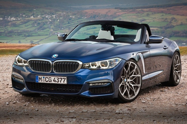 BMW готовит к показу новую «зетку» и назначает сроки выпуска M5