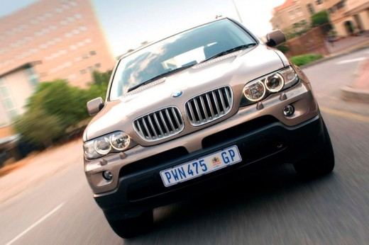 История BMW X5 E53
