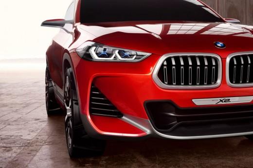Не шпионские фото модернизированного кроссовера BMW X2 и «китайский» седан 1-й серии для США