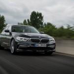 Трехтурбинный дизель – визитная карточка нового BMW Alpina D5 S