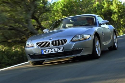 BMW Z4 в кузове E86: два полного счастья хватает двух мест