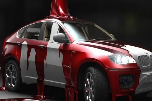 Что нужно знать о покраске BMW