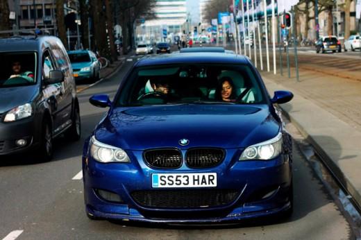 BMW M5 Е60: описание и особенности эксплуатации