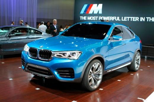 BMW тестирует «горячий» X4 M и планирует построить в России завод