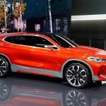 Четырехдверное купе BMW и кроссовер X2 ожидаем в 2018-2020 гг.